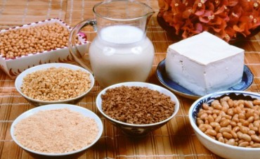 Un arma secreta contra la osteoporosis: los alimentos a base de soja