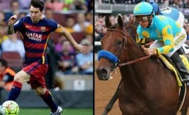 Messi competirá contra un caballo por el premio al mejor deportista del año