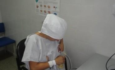 Centro de Lactancia: En la Maternidad más de 20 Madres pasan a diario