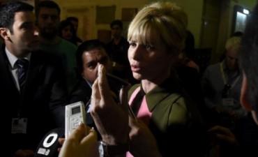 Rabolini criticó a Macri por reírse de Scioli en el debate y llegó a Catamarca