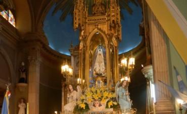 Fiesta de la Virgen 29 de noviembre al 08 de diciembre de 2015