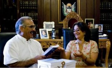 Colegio de Abogados se reunieron con la Gobernadora de Catamarca