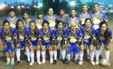 Selección Catamarqueña de fútbol femenino derrotó a Platense 3 a 1