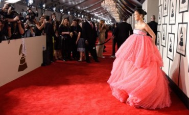 Grammy red carpet 2015