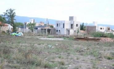 Ocupas y un nuevo intento de usurpación en el loteo Viuda de Varela