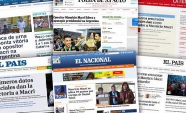 Mauricio Macri, elegido nuevo presidente de la Argentina: superó por 3 puntos a Daniel Scioli