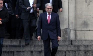 Anibal Fernandez  criticó el Gabinete Económico de Macri: