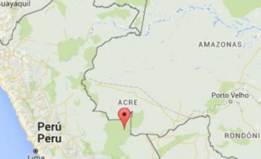 Sismo de 7.2 sacude regiones en la frontera Perú-Brasil