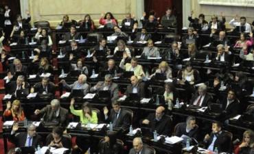 Hoy sesionará la Cámara de Diputados con 89 proyectos en la agenda