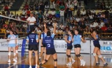 La Federación Catamarqueña de Vóley juega por el Clausura 2015