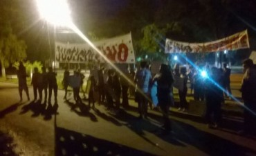 """Amigos de """"Fino"""" Fernández marcharon pidiendo justicia"""