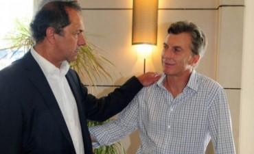 Scioli dijo que irá a la asunción de Macri y que buscará unir al PJ