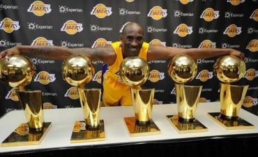 «Dear Basketball»: La emotiva carta de despedida que dedica Kobe Bryant al baloncesto