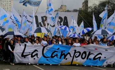 La Cámpora convoca a un acto para arruinar la asunción de Macri