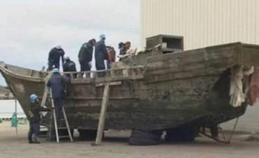Japón: sorpresa por la misteriosa aparición de una flota de barcos fantasma