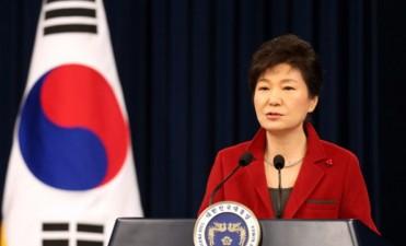 Miles de surcoreanos piden la renuncia de presidenta