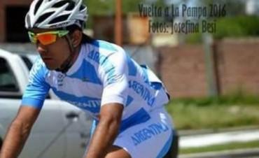 Vuelta a La Pampa: grave accidente de Nicolás Navarro, sufrió una fuerte caída y está internado en terapia intensiva.