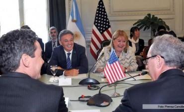 Argentina y EEUU ponen en marcha un mecanismo de diálogo económico