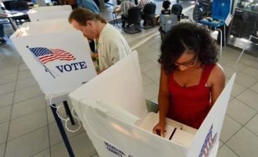 EEUU: un país con voto optativo y un sistema poco amigable para el votante