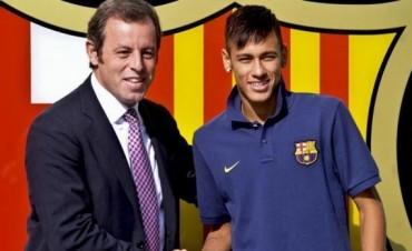 Neymar y Barcelona están cerca de un juicio por