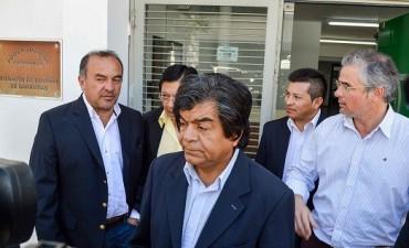 Senadores  ante el Juez Porfirio Acuña