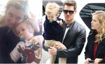 Noah, el hijo de Luisana Lopilato y Michael Bublé, tiene cáncer de hígado