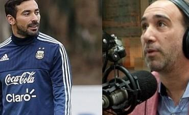 Lavezzi le iniciará acciones legales a Gabriel Anello