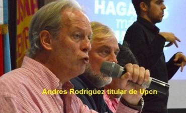 UPCN acordó con el Ministerio de Trabajo un bono para trabajadores estatales