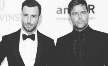 Ricky Martin le pide matrimonio a su pareja Jwan Yosef