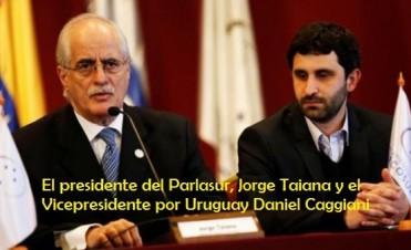 Delegación del Parlasur desembarca en Jujuy para visitar a Milagro Sala