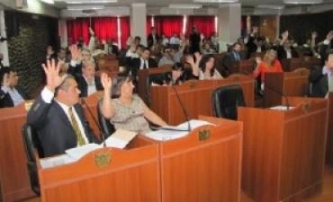 En Diputados No a la Reforma de la Constitución Provincial