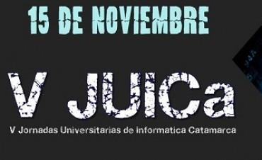 V Jornadas Universitarias de Informática