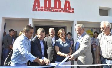 Habilitan  Instalaciones de ADDA en Capital
