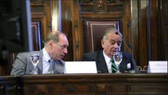 Ex jueces de la corte, jubilados de privilegio