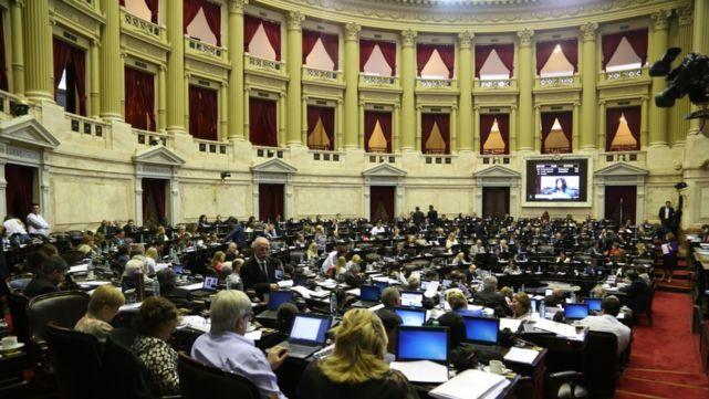 Ingresó a Diputados el proyecto de reforma tributaria