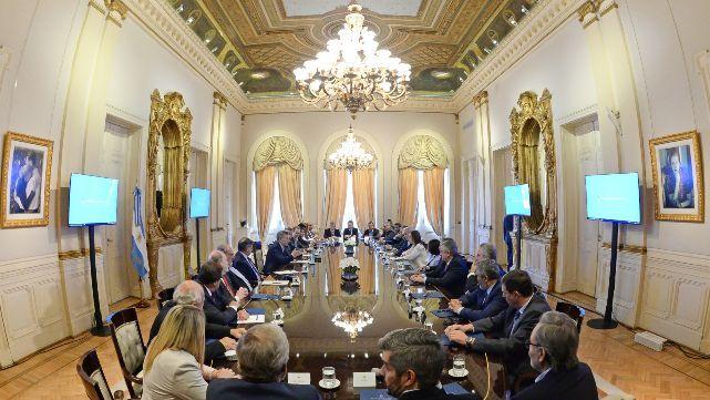 Macri, reformas y gobernadores