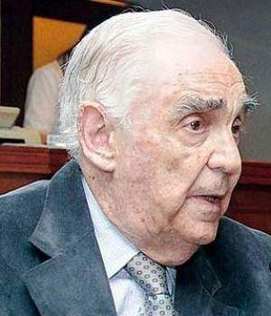 Murió el ex vicepresidente Víctor Martínez