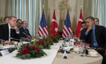 Obama pide a Turquía y a Rusia enfocarse en el