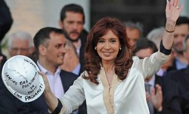 CFK: Este gobierno fue el de mayor estabilidad económica y social de la que se tenga memoria