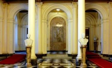 El día anterior al recambio presidencial, Cristina dejará un busto de Néstor Kirchner en Casa Rosada