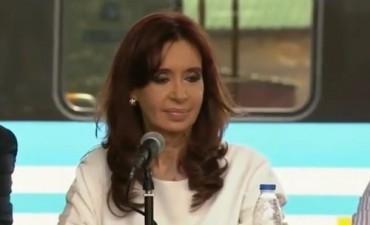 CFK pidió a sus militantes