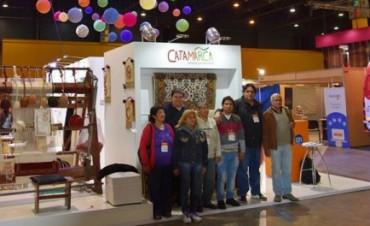 Por cuarta vez consecutiva Catamarca fue Premiada en la Feria Internacional de Artesanías