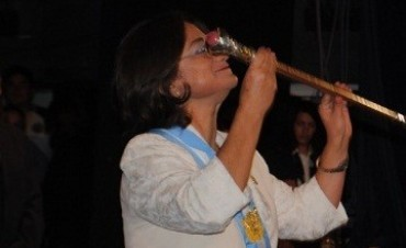 Corpacci:Felicitó al Presidente electo Mauricio Macri y le deseó éxito en su gestión