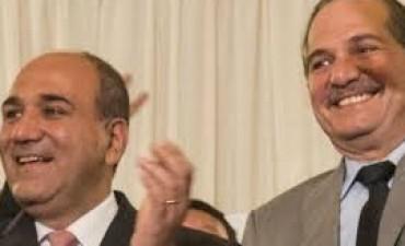 El gobernador Juan Manzur, José Alperovich y José Orellana van a la asunción de Macri