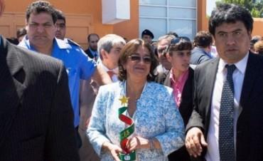Lucía molesta con los diputados ausentes en la asunción de Macri