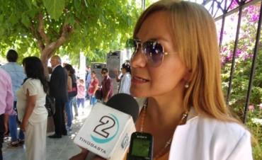 Roxana Paulón anunció:Emergencia económica en Fiambalá