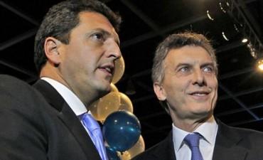 Massa felicitó a Macri por la postergación de la jura de los nuevos jueces de la Corte