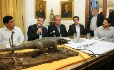 Hallazgo en La Rioja: un cocodrilo de 800 millones de años