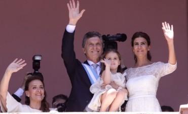 Qué nivel de imagen positiva tuvo Macri durante su primera semana como Presidente