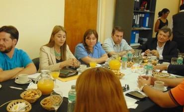 Dengue: Reunión de la Mesa multisectorial